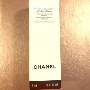 CHANEL Other - Chanel Hydra Beauty Micro Serum